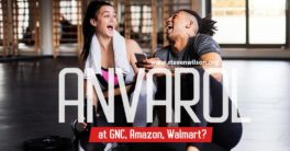 anvarol gnc amazon walmart