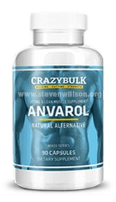 crazy bulk anvarol supplement