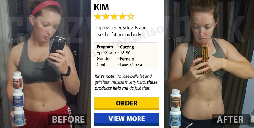 kim anvarol with female cutting stack results