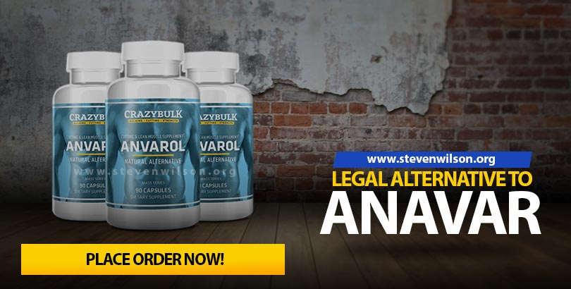 Anvarol legal alternative to anavar
