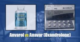 anvarol vs anavar oxandrolone